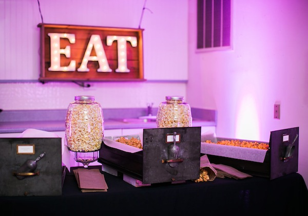 Dream Events & Catering, Popcorn Bar for Parties, Jen & Chris Creed Photographers-001
