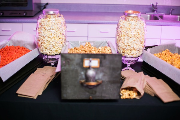 Dream Events & Catering, Popcorn Bar for Parties, Jen & Chris Creed Photographers-002