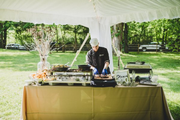 Dream Events & Catering, Barn wedding Catering, Details Nashville (2)