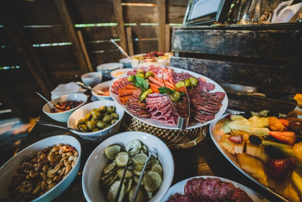 Dream Events & Catering, Barn wedding Catering, Details Nashville (21)