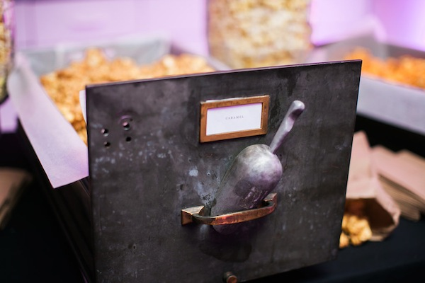 Dream Events & Catering, Popcorn Bar for Parties, Jen & Chris Creed Photographers-003