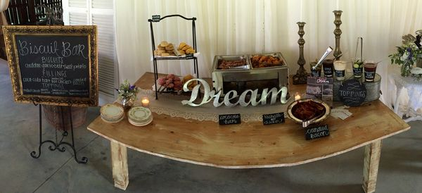 Biscuit Bar, Dream Events & Catering Nashville Caterer (2)