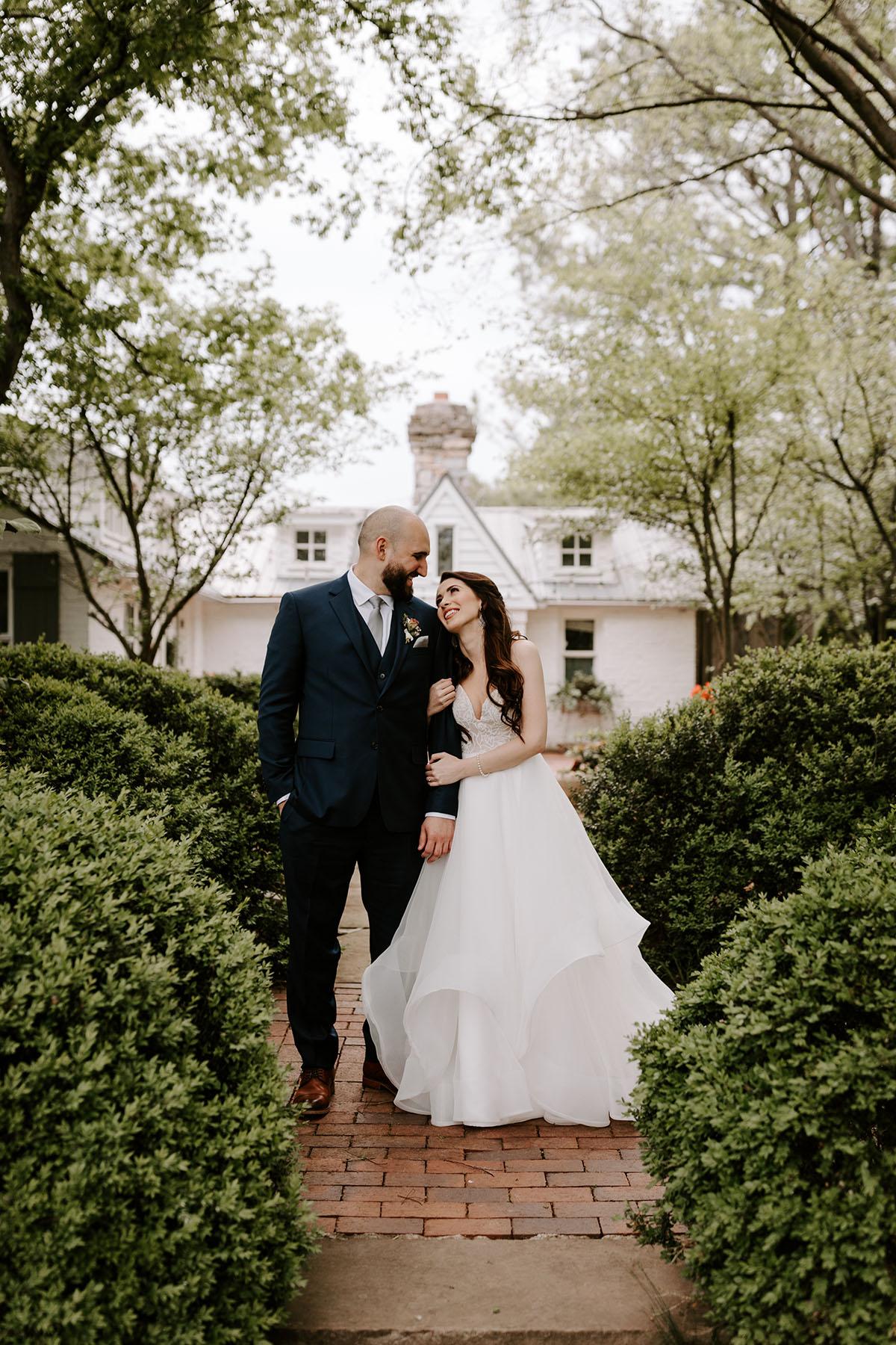 Kristen + Gabe Wedding
