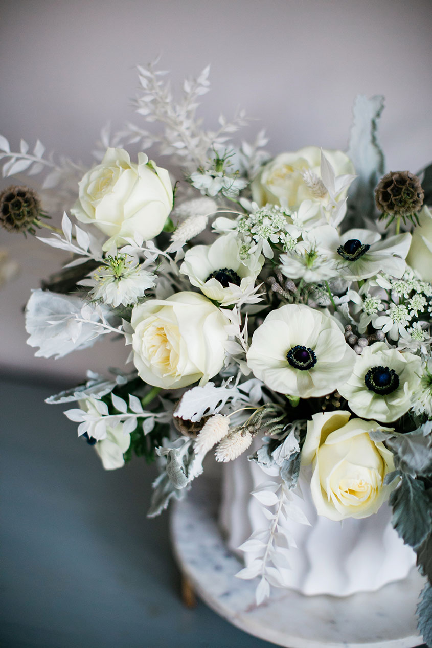 Winter Wedding Floral Trends