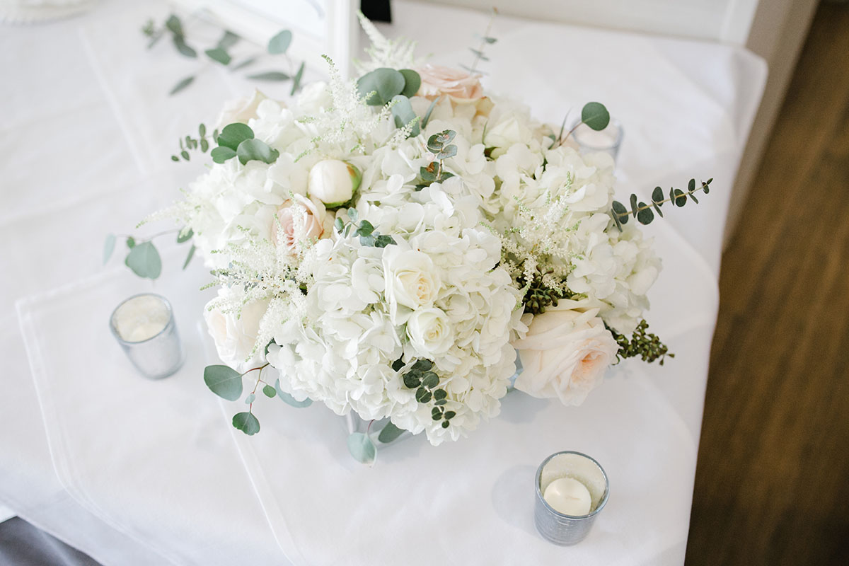 Whimsical Winter Wedding Bouquet