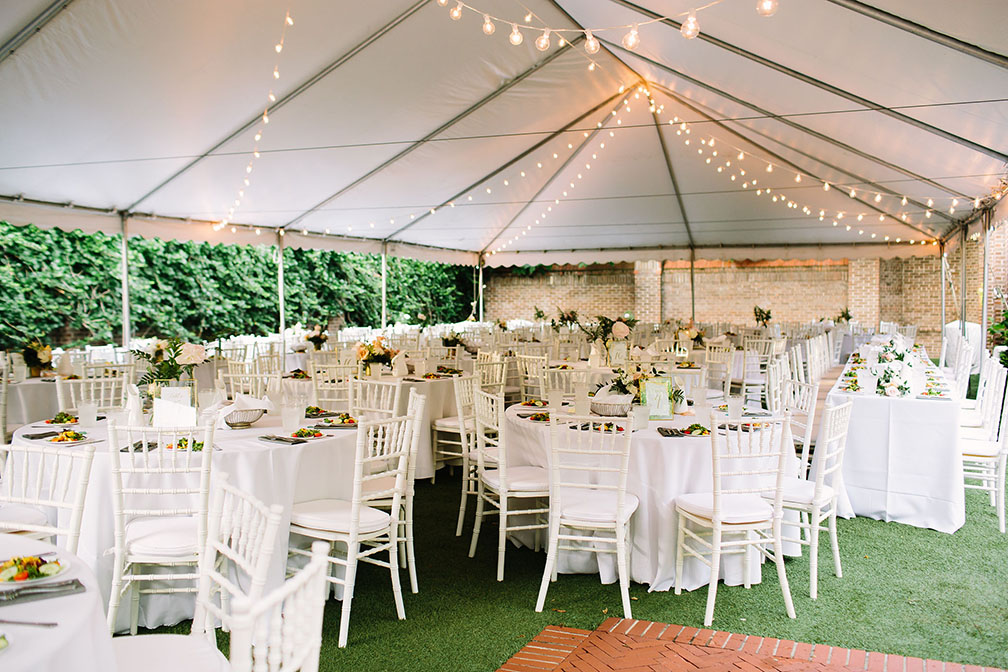 Summer Garden Wedding in Nashville