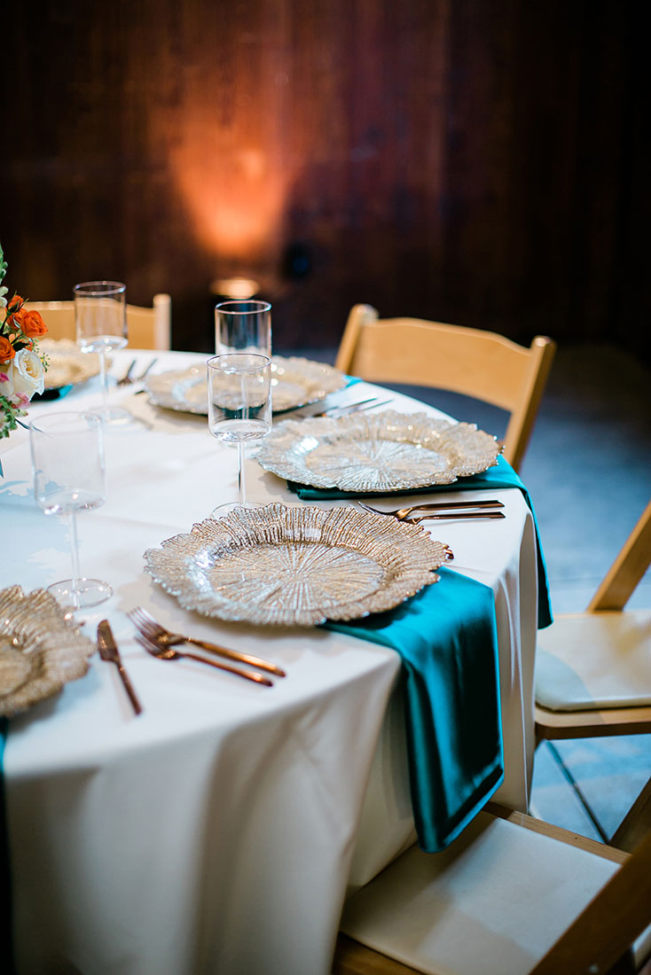 Reusable Sustainable Wedding Decor