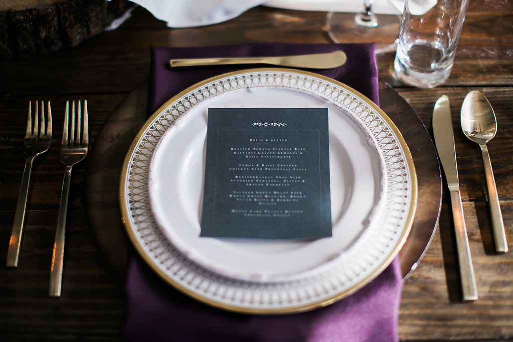 Event Place Setting